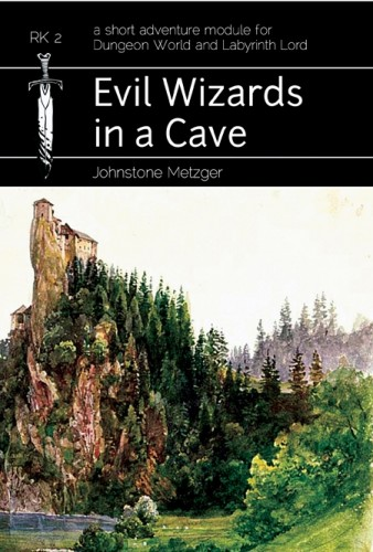Evil Wizards in a Cave