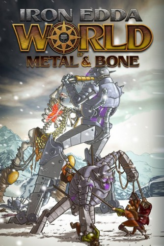 Iron Edda: World of Metal and Bone
