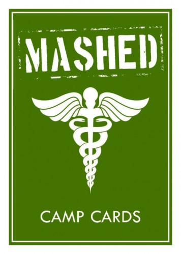 MASHED: Camp Cards