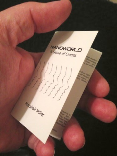 Nanoworld: A Game of Clones